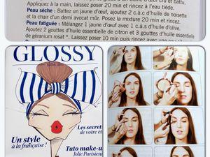 Glossy Box du mois de Juillet