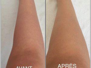 Revue : Crème Délicieuse Auto-Bronzante de Clarins