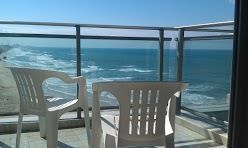 APT1 spacious 3 rooms at floor 10 in Okeanos ba marina with balcony and great panoramic sea view