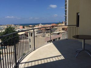 APT9 tel aviv florentine sea view terrace