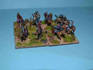 Cavaliers légers Scythes (Museum Miniatures)