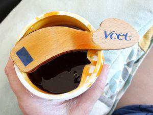 Veet - Cire Orientale Huiles Essentielles Vanille