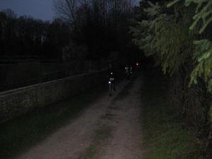 Trail semi-nocturne Entre Chien et Loup : Un top 10 inespéré !
