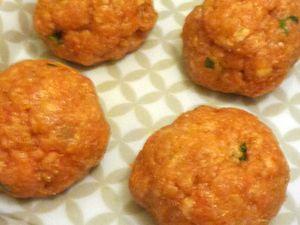 Recette : Polpette, boulettes de viande à l'italienne