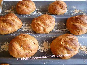 pains de Manue