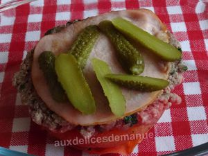 tomate burger -LIGHT-