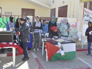 في يوم الأرض نادي قاوم يكرّم الرفيق سالم المرزوقي مناضل الجبهة الشعبية لتحرير فلسطين
