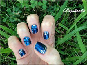Nail Art &quot&#x3B; Fleurs 3D&quot&#x3B;
