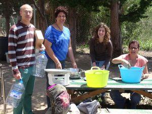 Le compostage chez le Collège Josep Lluís Sert