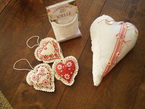 Swap &quot&#x3B;Une Surprise pour Noël&quot&#x3B; Voilà les cadeaux !