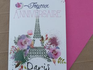Merciiiiii nouveaux courriers d'Anniversaire arrivés et photos  *** le Blog fête 2 Ans !! *** JEU  ...