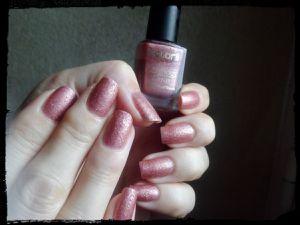 Pink Fary vernis Colorii Precious Sand....