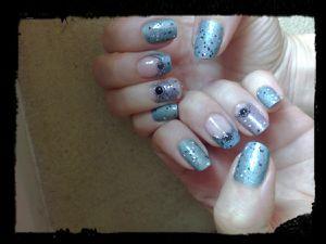 Nail Art Bijoux Perles Chic....