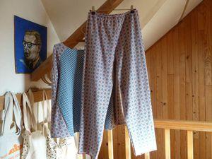 Le palier de couture