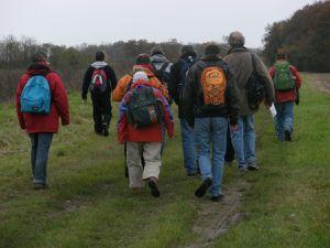 2012-11-25 Rando pédestre à Chitenay
