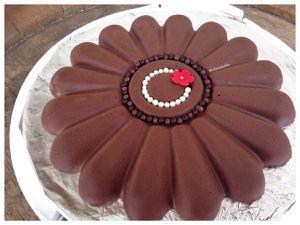 Fondant chocolat sans cuisson