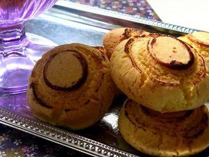 Biscuits &quot&#x3B;Champignons&quot&#x3B;!