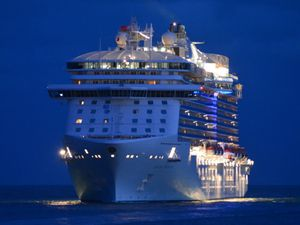 Le Regal Princess fait parti des plus grands paquebots au monde