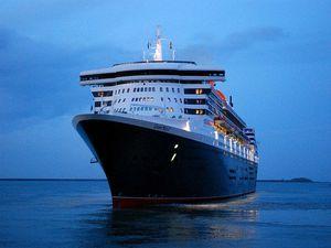 Le Queen Mary 2 embarquera ses passagers à Cherbourg la semaine prochaine !