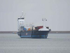 L'Oceanic, cargo spécialisé dans les colis exeptionnels