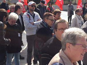 Journée de manifestation contre la loi travail