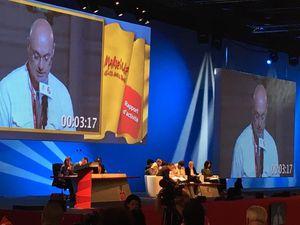 51ème congrès de la CGT c'est parti !