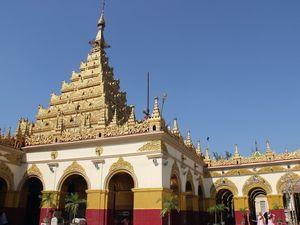 Mandalay, la « Cité d'Or » - 1ère partie