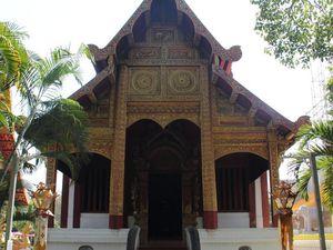 Chiang Mai : temples, marchés et cuisine