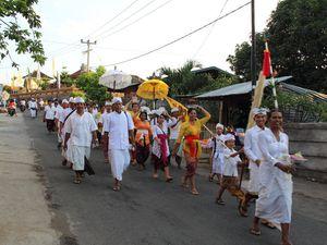 Premières découvertes de Bali