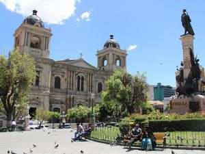 La Paz, capitale la plus haute au monde