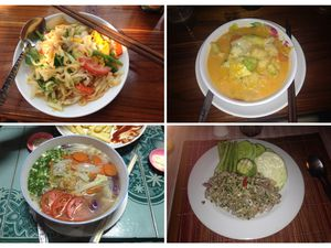 Bilan de 4 semaines au Laos