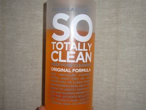 So Totally Clean