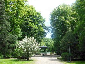 Parc de la Marseillaise - Guebwiller  68