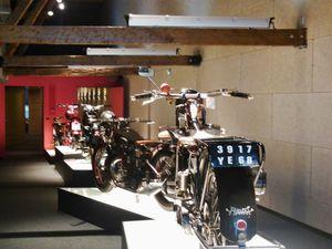 La Grange à Bécanes - Musée
