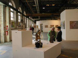 Salon des artistes LORRAINS (suite)