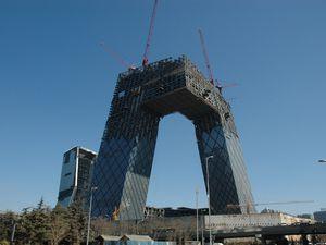 Images du jour : Mega-structures