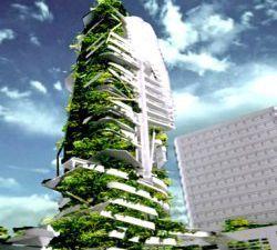 Futuristes : Etages imbriqués