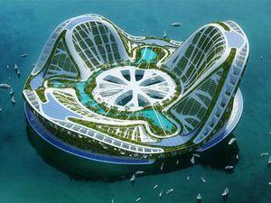 "Futuriste : Projet  ""Lilypad"""