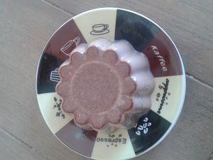flan au chocolat ou flamby