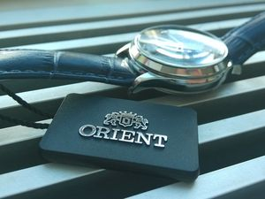 Orient Open Heart &quot&#x3B;Once in a Blue Moon&quot&#x3B;