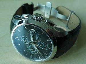 Chronographe Tissot Couturier