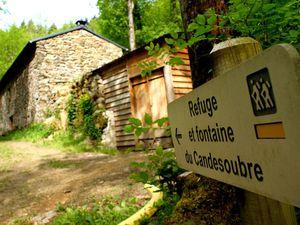 Chemins de petites randonnées de la haute vallée du Thoré