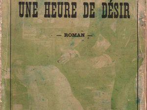 "Renée Dunan ""Une Heure de désir"" (Prima - 1929)"