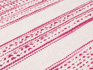 Tapis Coton Jacquard Franges - Zara Home - 150 x 200 cm - 99.99 euors