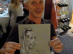 Eric Billhouet et Edouard Levavasseur viticulteurs au domaine de Garancille