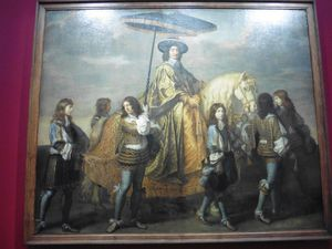 CHARLES LE BRUN, slikar Kralja sunca