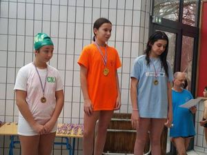 Meeting pau natation