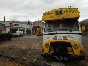 Les surprises des petites routes de la Drôme