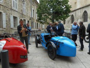 Le 9e Trophée Jacques POTHERAT sur la route de VILLENEUVE LEZ AVIGNON
