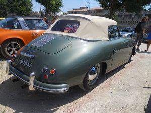 Pour tournage film à Marseille le 8 JUIN 2016, recherche PORSCHE 356 cabriolet